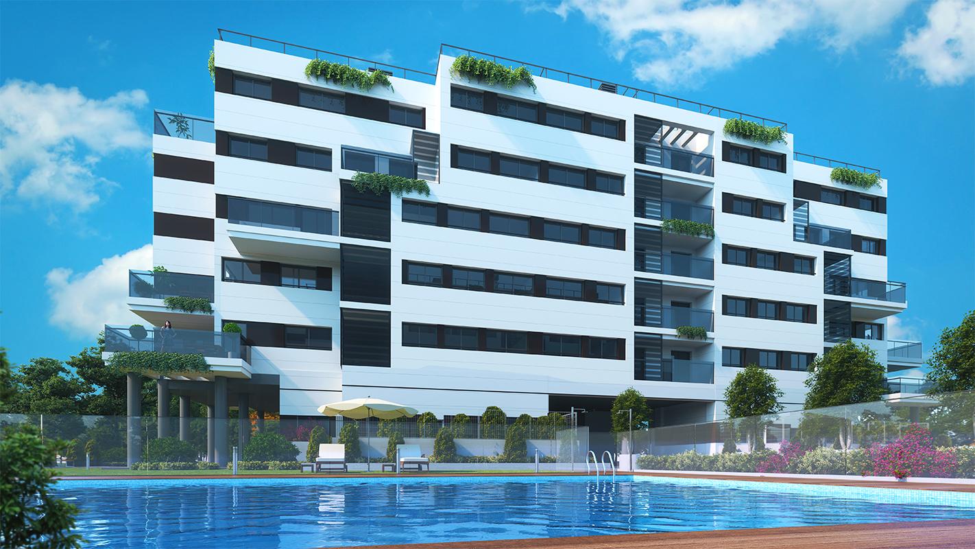 Premier inmobiliaria pisos en madrid y barcelona for Pisos obra nueva madrid