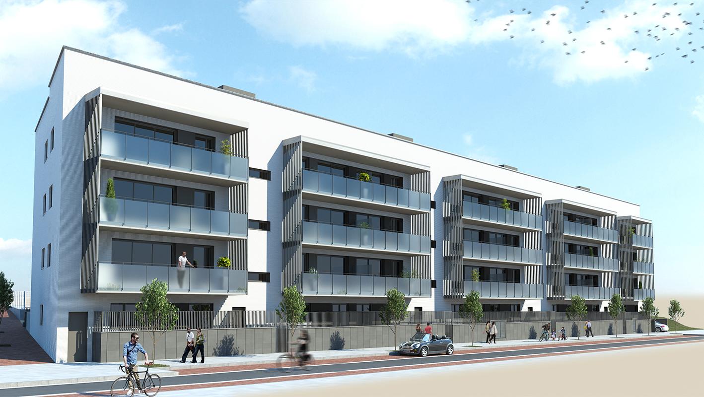 Premier inmobiliaria pisos en madrid y barcelona for Pisos obra nueva barcelona
